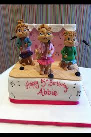 Alvin And The Chipmunks Cake Toppers by 14 Best Alvin U0026 The Chipmunks Cakes Images On Pinterest Alvin