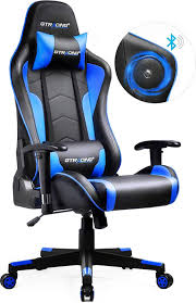 MUSIC GAMING CHAIR: Original Designed With Two Bluetooth ... Gurugear 21channel Bluetooth Dual Gaming Chair Playseat Bluetooth Gaming Chair Price In Uae Amazonae Brazen Panther Elite 21 Surround Sound Giantex Leisure Curved Massage Shiatsu With Heating Therapy Video Wireless Speaker And Usb Charger For Home X Rocker Vibe Se Audi Vibrating Foldable Pedestal Base High Tech Audio Tilt Swivel Design W Adrenaline Xrocker Connectivity Subwoofer Rh220 Beverley East Yorkshire Gumtree Pro Series Ii 5125401 Black