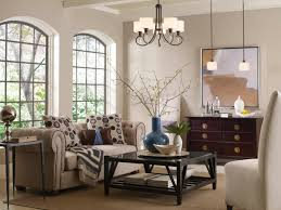Traditional Living Room Lighting