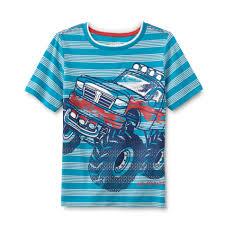 100 Monster Truck T Shirts Oughskins Infant Oddler Boys Graphic Shirt