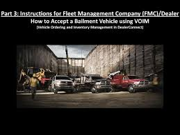 100 Mateco Truck Equipment Vehicle Ordering And Inventory Management In DealerConnect Ppt