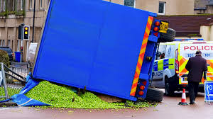 100 Truck Driver Jokes Lorry Spills Thousands Of Sprouts LADbible
