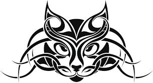 Tribal Animal Tattoos The Fearless Felines