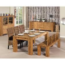 set thor akazie 3 stühle 1 bank