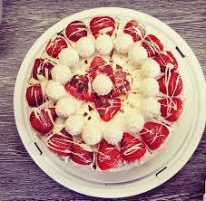 erdbeer raffaello torte elli k chefkoch rezept