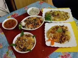 different types of cuisines in the whipping up delights cooking classes in hyderabad