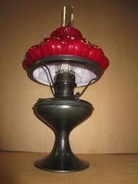 Aladdin Kerosene Lamp Model 23 by Aladdin Model 6 Hanging Kerosene Lamp Hanging Frame 215 Glass