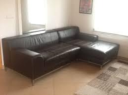 canapé cuir d angle achetez canapé cuir d angle quasi neuf annonce vente à pé 01