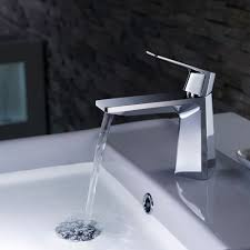 Menards Bathroom Faucets Chrome by Kitchen Make Your Kitchen Look Modern Using Kraus Faucets
