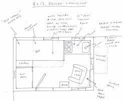 100 Small Trailer House Plans 8 X 12 Tiny Floor Elegant Tiny Best