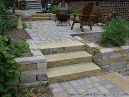 Complete Backyard Renovation... Kasota Natural Stone Steps… | Flickr Multispace Renovation In Potomac Maryland Bowa Decorating Eaging Backyard With Above Ground Pool Photos Yard Crashers Diy Fresh Chelsea Diy Ideas Images Cool Home Interior Ekterior Our Makeover New Patio Reveal Before And After The Garden Design With Makeover A Modern Designs For Small Gardens How Tos Uamp Renovations Of House Portfolio Serenity Creek Landscaping Bloomington Il