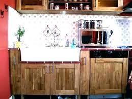 meuble cuisin meuble de cuisine en bois finest cuisine en bois meuble de