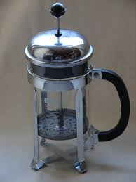 Brand Type Bodum CHAMBORD French Press Coffee Maker With Metal Lid