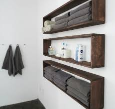 Brilliant And Effective Shelving Ideas Updating The Old Bathroom ... Small Space Bathroom Storage Ideas Diy Network Blog Made Remade 15 Stunning Builtin Shelf For A Super Organized Home Towel Appealing 29 Neat Wired Closet 50 That Increase Perception Shelves To Your 12 Design Including Shelving In Shower Organization You Need To Try Asap Architectural Digest Eaging Wall Hung Units Rustic Are Just As Charming 20 Best How Organize Tiny Doors Combo Linen Cabinet