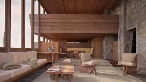 100 Frank Lloyd Wright La Rose Pauson House 1942 MLMR Arquitectos