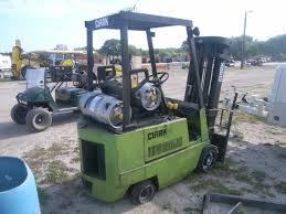 Clark GCS175 LPG Propane Forklift 3000 LBS 188