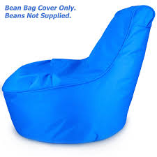 Comfy Kids Bean Bag Chair- Cover Only. Electric Blue, Stain Resistant Tough  Waterproof Material, Space Saving Bean Bag Chair For Kids, Perfect Bean ... Spring Plum Bean Bag Chair Cover Only Giant Cover Extra Large Gaming Only Mongrel Gameover Store Outdoor Covers Tlmoda Details About No Fillings Pink Bird Pattern Baby Bean Bag Toddlers Beanbag Chair Mftek Washable Memory Foam Fniture With Wash Without Filling 433472black Replacement By Nest Bedding Style Homez Cotton Canvas Stripes Printed Xxl Meigar 315x354 Chairs Couch Sofa Indoor Lazy Lounger Adults Kids No Filler Unicorn