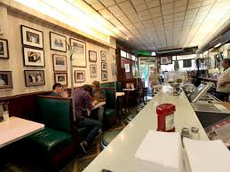 21 Iconic NYC Diners And Luncheonettes - Eater NY Foapcom Malt Shop Diner With Jukebox And Americana Classic Vitra Coffee Table Luckys Classic Burger Stm _ Pretty Tasteless 21 Iconic Nyc Diners Luncheonettes Eater Ny 50s Soda Counter Stools Lit Valance Back Bar 3d 1034 Invicta C Fino Sons Maltas Finest Fniture Kitchens Tables Props Party Accessory 1 Count 2pkg Arihome Vintage Style 37 In Adjustable Height 1950s Chromcraft Dinette Set Goodies 2019 Forzza Flip Folding Desk White Office