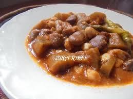 cuisiner des feves seches fwed el hajela aazlouka cuisine de zika