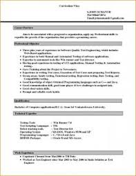 How To Word Your Computer Skills On A Resume by Resume Template Computer Skills In Sle How To Write A