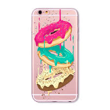 Phone Case Cover For iPhone 6 6s Plus 5 5s SE 4 4s Clear Soft