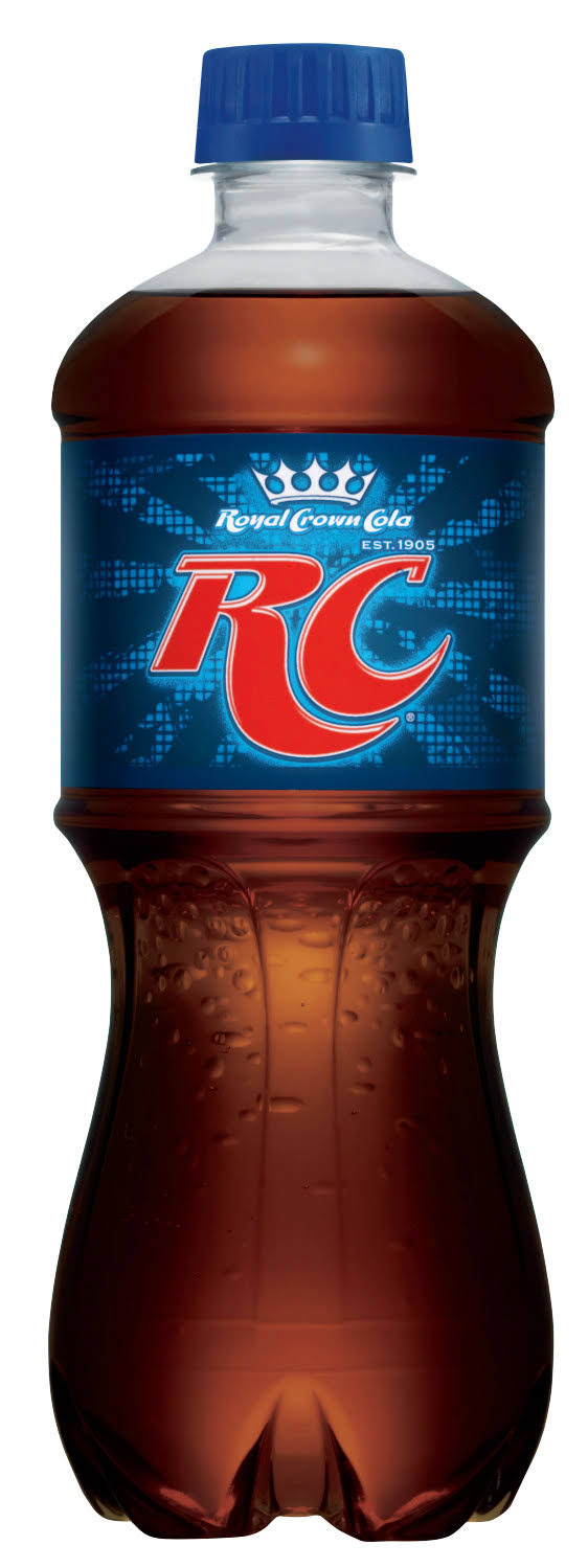 Royal Crown Cola - 20 Oz
