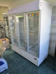 Crusader Large Commercial Supermarket Deli Display Refrigerator