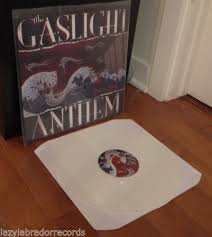 popsike com the gaslight anthem sink or swim vinyl lp white oop