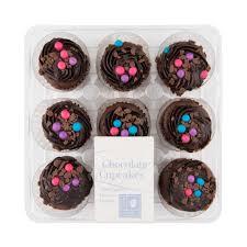 Chocolate Cupcakes 9Pk