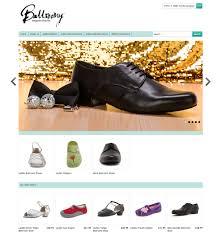 ballroomy shoes design build and maintenance of ekm e commerce
