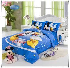 sheet bedding picture more detailed picture about blue mickey