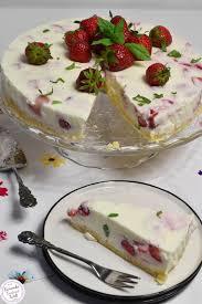 karambakarina s welt frischkäse erdbeer torte ohne backen