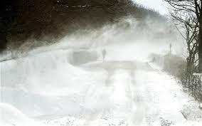 Man Found Dead In Snow Drift