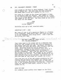Laughter On The 23rd Floor Script by The Concluding Chapter Of Crawford