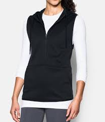 women u0027s ua storm lightweight armour fleece vest under armour us
