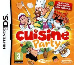 jeu cuisine cuisine sur nintendo ds jeuxvideo com
