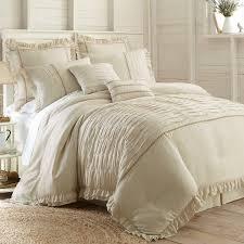 Bed Skirts Queen Walmart by 8 Piece Comforter Sets Antonella Queen Walmart Com