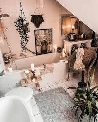 new stylish bohemian home decor ideas boho badezimmer