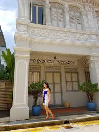 100 Terrace House In Singapore Rows Of Pastelcolored Peranakan