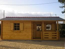 chalet de montagne en kit chalet habitable de loisirs 40m2 en bois en kit