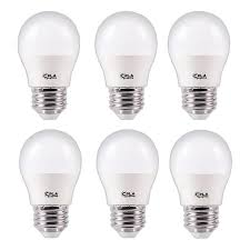 cpla ligthing 60w equivalent led globe decorative light bulbs