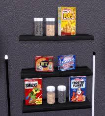 PQSims4 Clutter Eva Kitchen