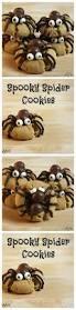 Rice Krispie Halloween Treats Spiders by Best 25 Spider Cookies Ideas On Pinterest Spooky Treats