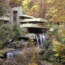 100 Water Fall House Frank Lloyd Wright Integrates Architecture Into Nature At