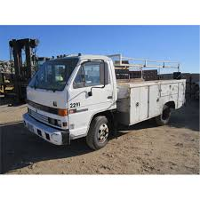 1994 GMC Forward S/A Cabover Utility Truck
