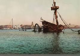 sinking of maine