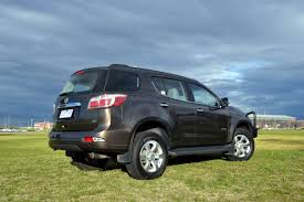 Holden Colorado Review: 2013 Colorado 7