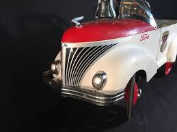 100 Antique Fire Truck Pedal Car Vintage Ford