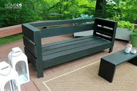 Plans For Yard Furniture by Outdoor Furniture Build Plans Home Made By Carmona