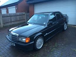 87 Mercedes 190e Cosworth 2 3 16v Milton Keynes SOLD